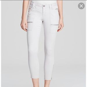 JOIE Park Skinny Jeans Cropped Ankle Length 26